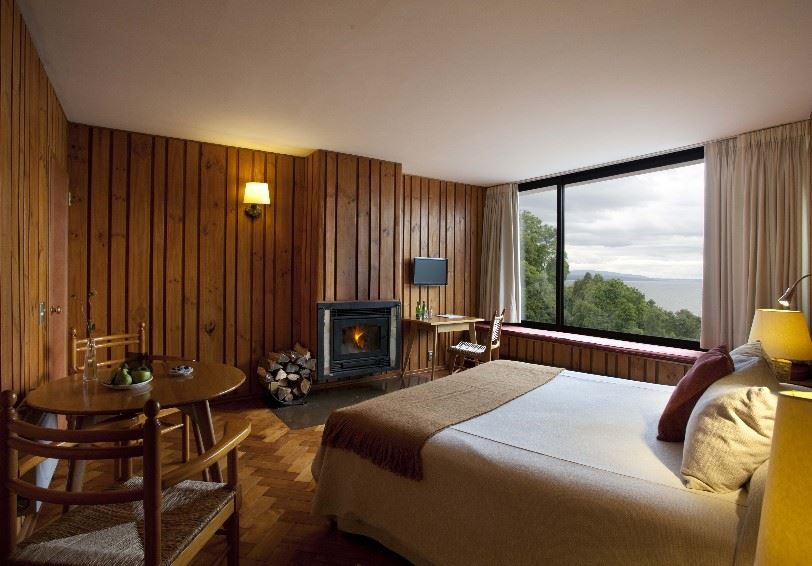 Lake Family Suite,  Antumalal Hotel, Chile