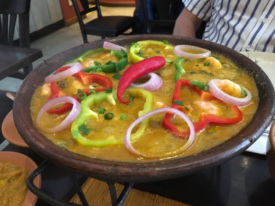 Moqueca (Favourite Meal)