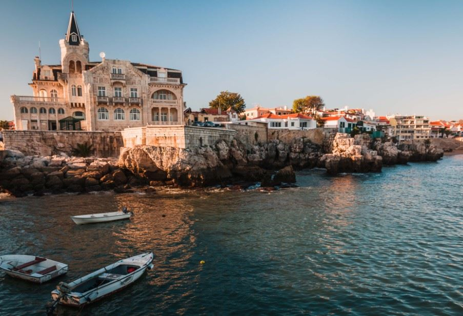 Resort of Cascais
