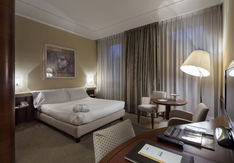 Executive room, UNA Hotel Cusani, Milan