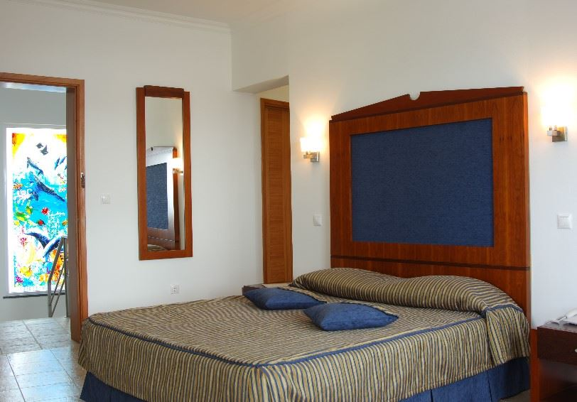 Tower room with terrace and ocean view, Casa do Antonio, Velas, Sao Jorge, The Azores