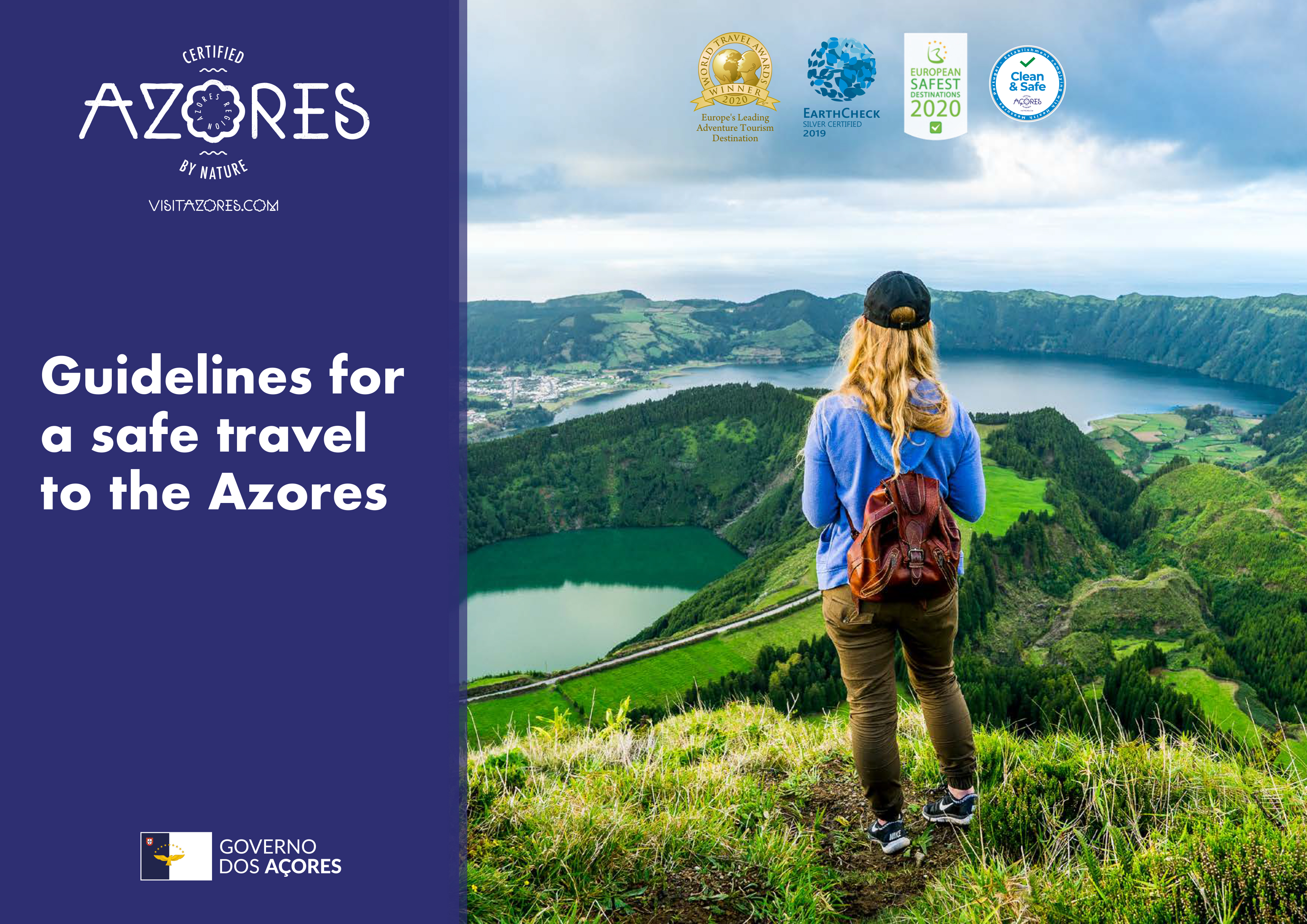 Recommendations for a safe trip to the Azores