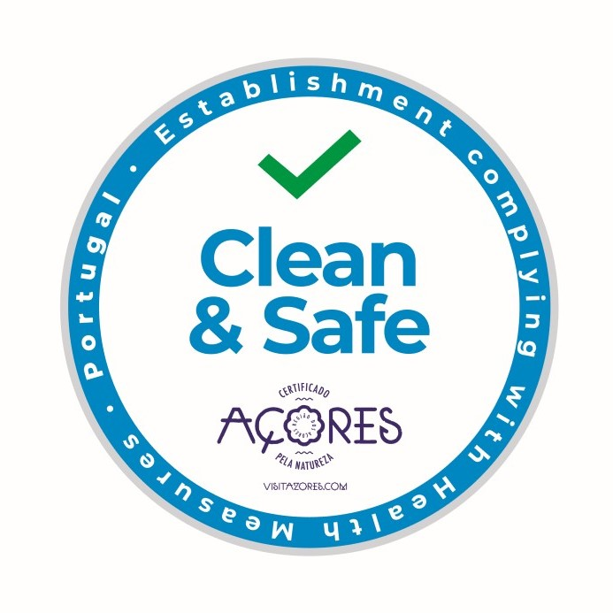 Turismo dos Acores | Clean and Safe